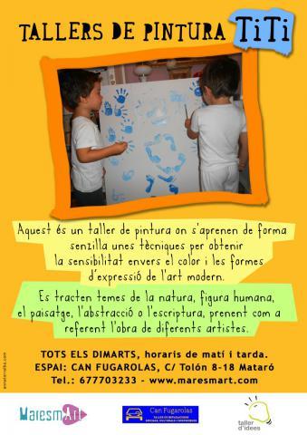 tallers de pintura