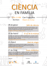 ciència en família a Fugarolas