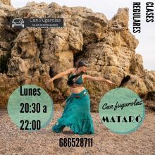 Dansa Tribal dilluns 20:30h